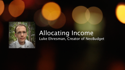 Allocating income video thumbnail