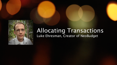 Allocating transactions video thumbnail